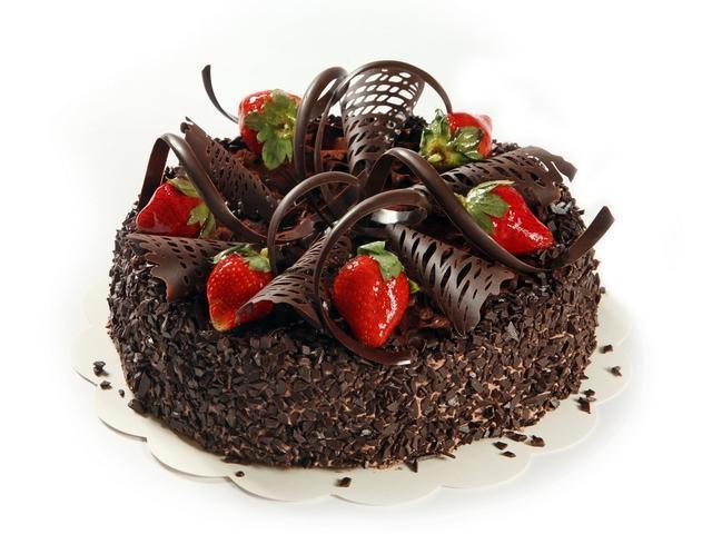 Украшение торта шоколадом в домашних условиях: фото, видео